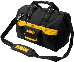 Image of woodworking tool bag