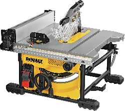 Image of Dewalt, the best table saw for woodworking