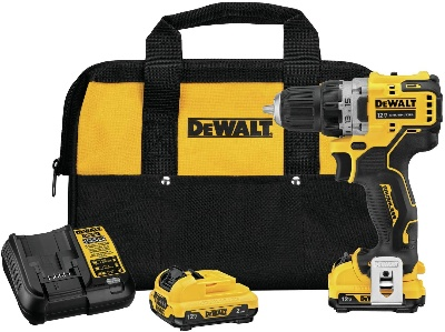 Image a cordless drill