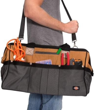 Image of Dickies work gear, the Best Woodworking Tool Bag