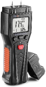 Image of a wood moisture meter