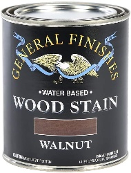Image of General finish for walnut