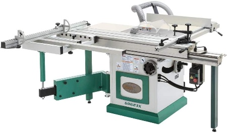 Image of a Grizzly Sliding Table Saw