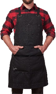 Image of Hudson, one of the best woodworking Aprons