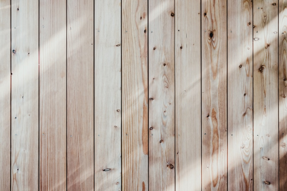 Image of a composite decking material but Does Composite Decking Warp?