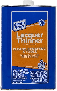 Image of a lacquer thinner