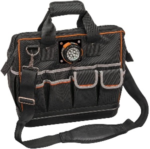 Image of the best woodworking tool bag by Klein