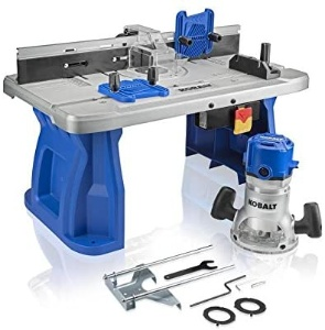 Router table for professional woodworkers