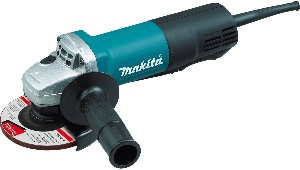 Makita, one of the best angle grinders for woodworking