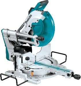 Image of a compound miter saw
