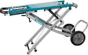 Makita Miter Saw stand with wheel