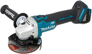 Makita angle grinder for woodworking