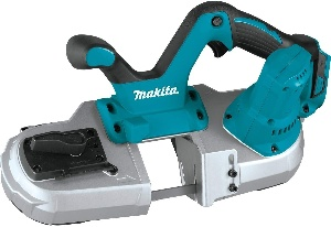 Image of the best cordless bandsaw by Makita