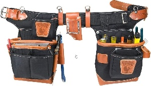 Occidental woodworking tool bag