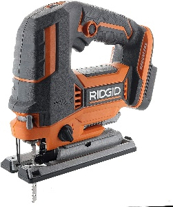 Image of Ridgid cordless jigsaw for woodworking