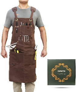 Image of one of the best woodworking aprons