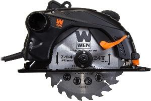 Image of Wen, the Best Sidewinder Circular Saw