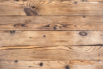 Image of wood coated with best exterior clear coat for wood