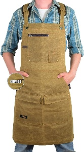 Woodworking aprons