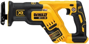 Image of Dewalt, the Best Cordless Reciprocating Saw for Wood