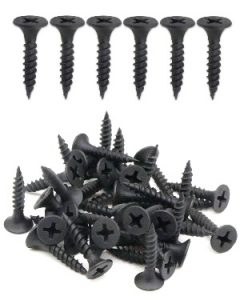 Image of a dry wall screw