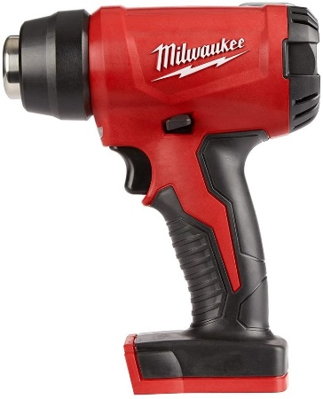 Image of Milwaukee, the Best Cordless Heat Guns for Paint Removal