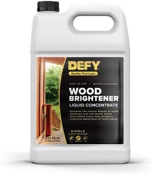 Image of wood brightener
