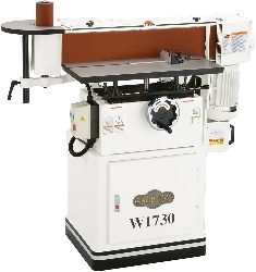 Image of one of the best edge sanders for woodworking