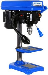 Image of a drill press. So, Can You Use a Drill Press as a Mortiser?
