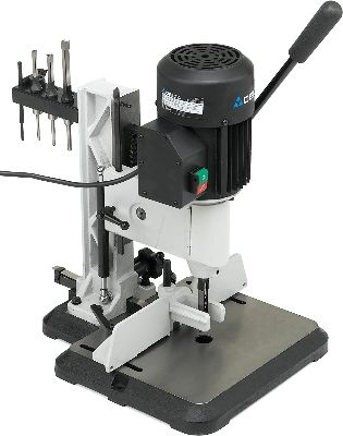 Image of a mortiser but Can You Use a Drill Press as a Mortiser?