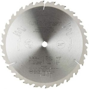 Image of a table saw blade